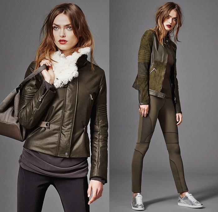 A női kabátok a tél esik. Divatos női dzsekik esik-télen. 16f3cfcdeb