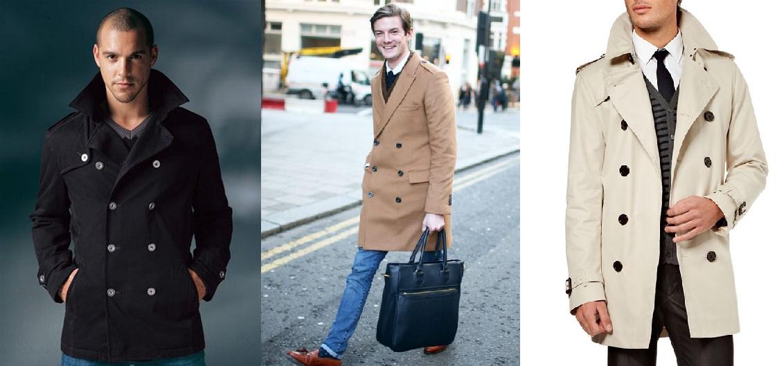 férfi kabát klasszikus stílusban 9094f449ba